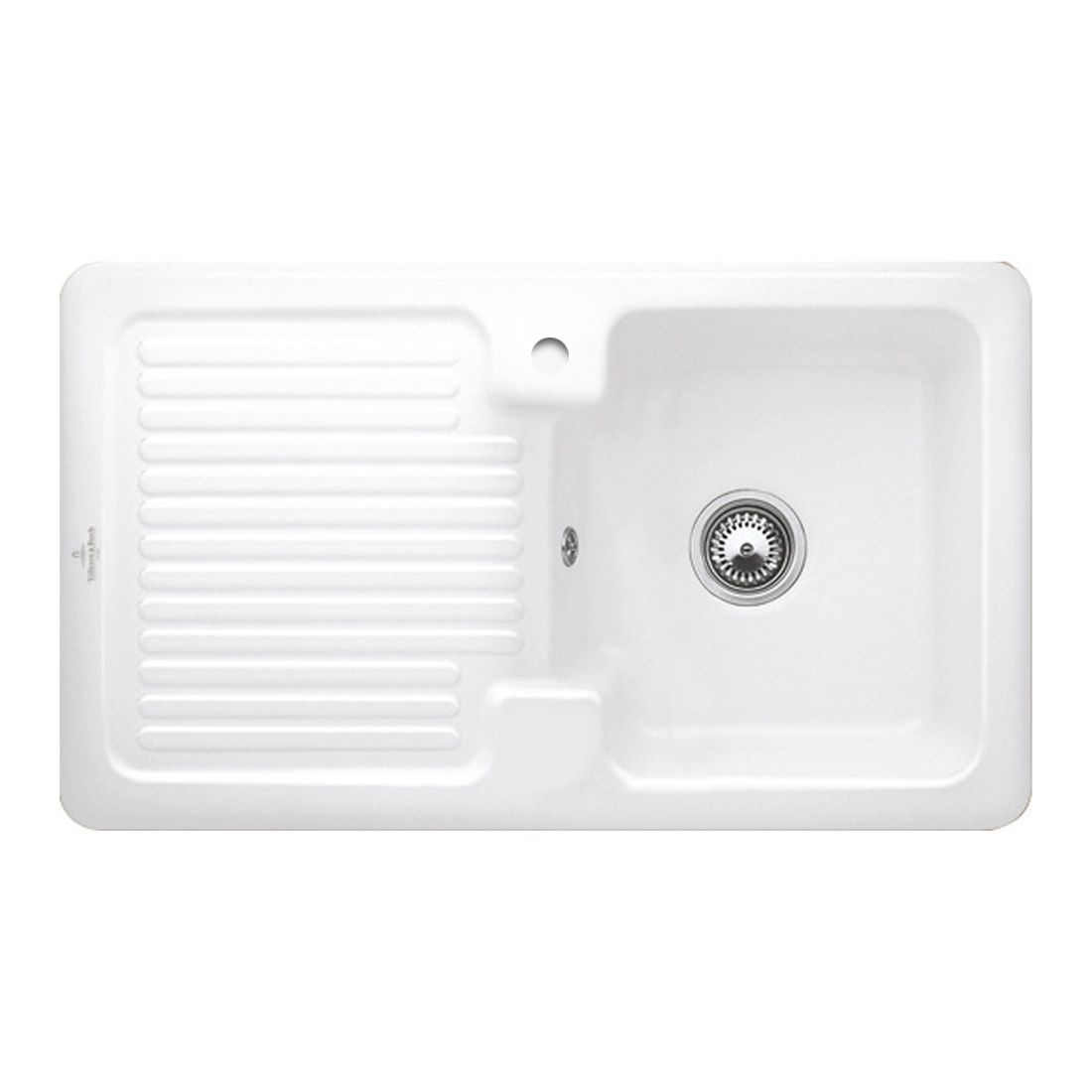 Villeroy boch condor 50 ceramic line sinks taps condor 50 10 bowl kitchen sink ceramic line workwithnaturefo