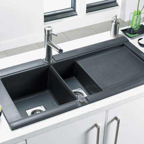 GEO 1.0 Bowl Granite Kitchen Sink