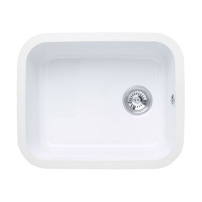 Astracast LINCOLN 5040 Undermount Ceramic Kitchen Sink - Sinks-Taps.com