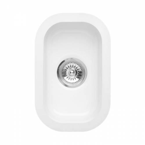 LINCOLN Undermount Ceramic Kitchen Sink 250x400