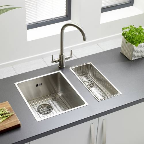 ONYX Medium Bowl Steel Kitchen Sink