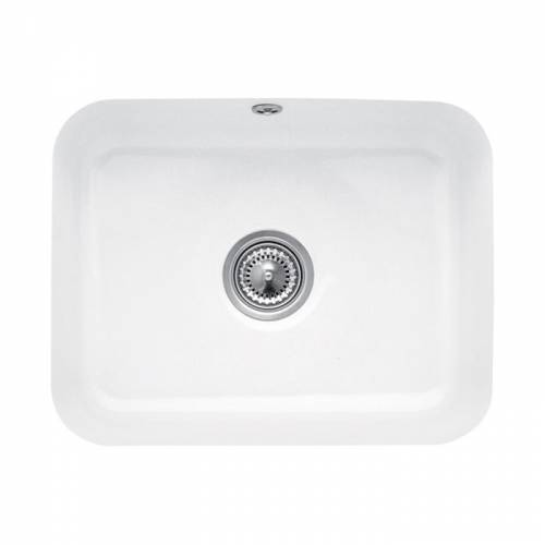 CISTERNA 60C Undermount Kitchen Sink - Ceramic Line