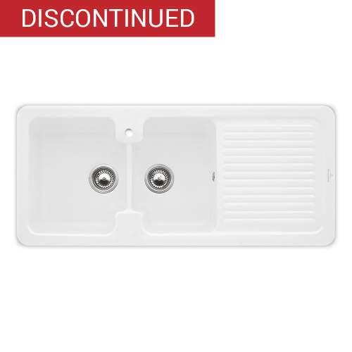 CONDOR 80 1.75 Bowl Kitchen Sink - Ceramic Line