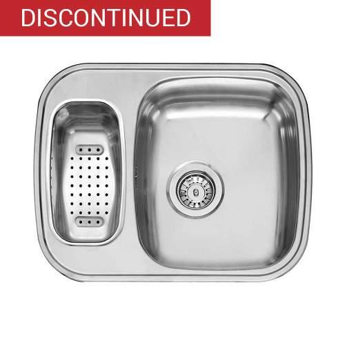 QUEEN L 60 1.5 Bowl Kitchen Sink