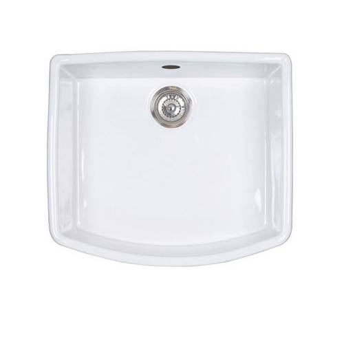 EDINBURGH 1.0 Bowl Ceramic Kitchen Sink