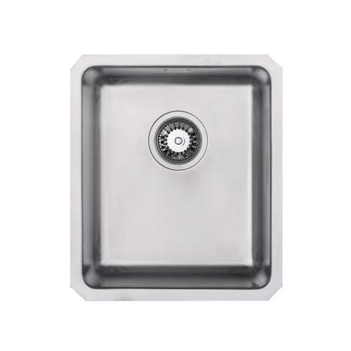 ORBIT 23 Medium Bowl Undermount Kitchen Sink
