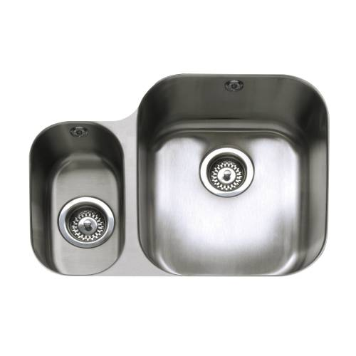 FORM 150 1.5 Bowl Handed Undermount Kitchen Sink