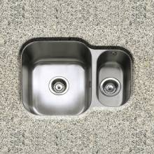 FORM 150 1.5 Bowl Reversible Undermount Kitchen Sink
