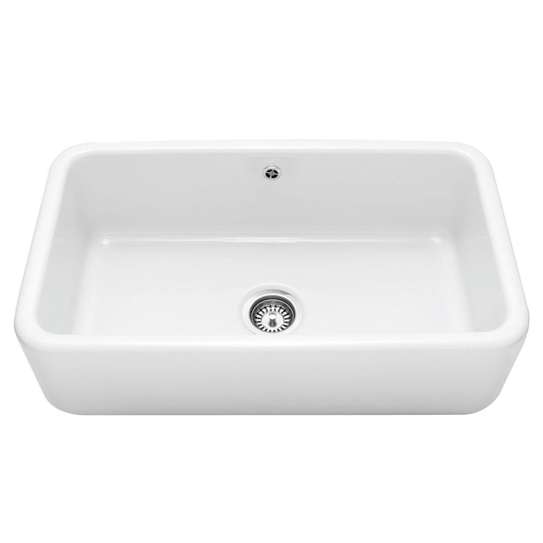 Caple butler 800 belfast sink sinks - Butler kitchen sinks ...