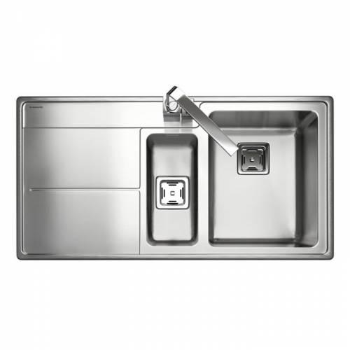 ARLINGTON 1.5 Bowl Stainless Steel Kitchen Sink