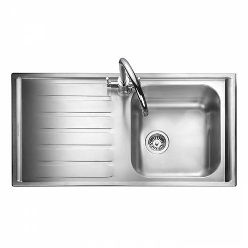 MANHATTAN 1.0 Bowl Kitchen Sink