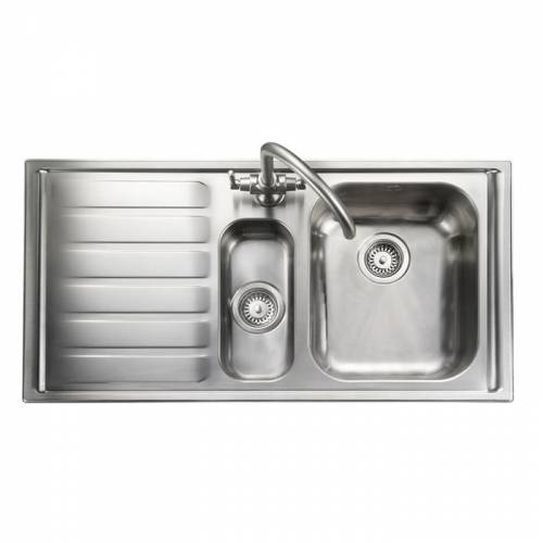 MANHATTAN 1.5 Bowl Kitchen Sink