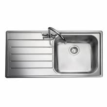 OAKLAND 1.0 Bowl Stainless Steel Kitchen Sink