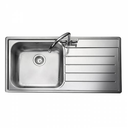 OAKLAND 1.0 Bowl Stainless Steel Kitchen Sink