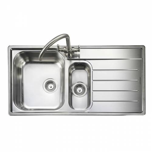 OAKLAND 1.5 Bowl Stainless Steel Kitchen Sink