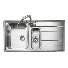 OAKLAND 1.5 Bowl Stainless Steel Kitchen Sink
