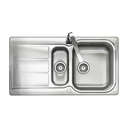 GLENDALE 1.5 Bowl Kitchen Sink