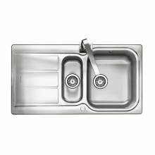 GLENDALE 1.5 Bowl Kitchen Sink