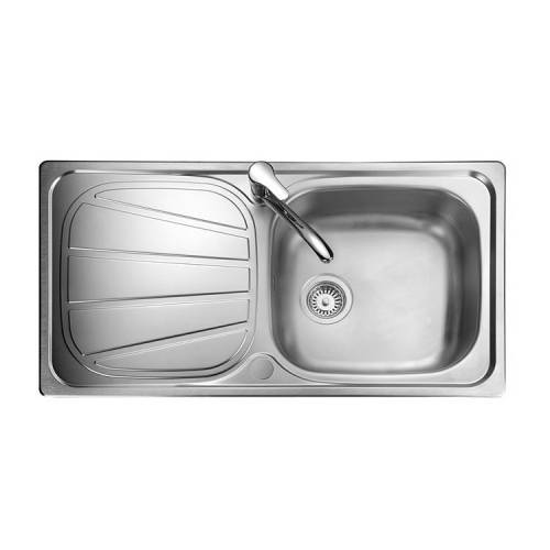 BALTIMORE 1.0 Bowl Kitchen Sink