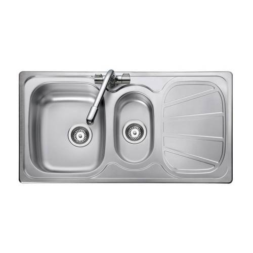 BALTIMORE 1.5 Bowl Kitchen Sink