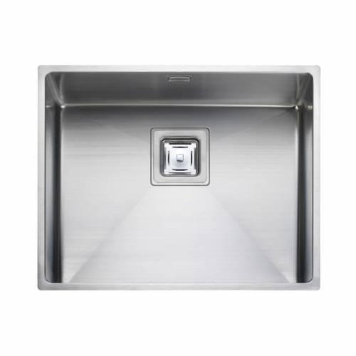 ATLANTIC KUBE 50 1.0 Bowl Kitchen Sink