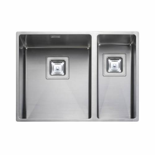 ATLANTIC KUBE 3418 1.5 Bowl Kitchen Sink