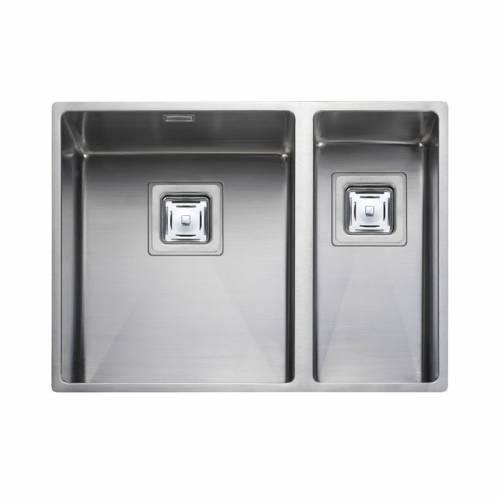 ATLANTIC KUBE 3418 1.5 Bowl Kitchen Sink