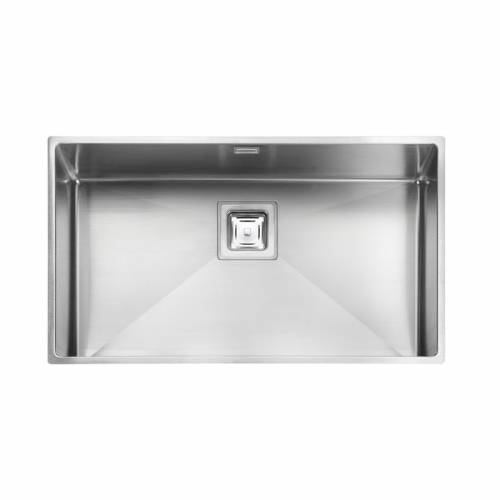 ATLANTIC KUBE 70 1.0 Bowl Kitchen Sink