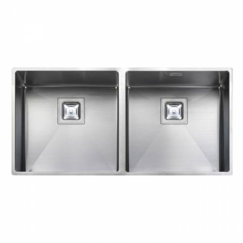 ATLANTIC KUBE 4040 2.0 Bowl Kitchen Sink