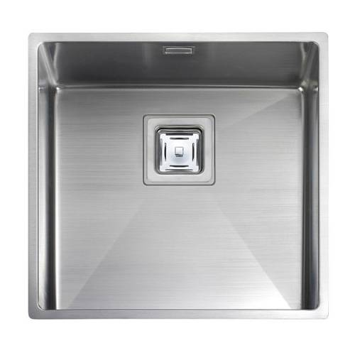 ATLANTIC KUBE 40 1.0 Bowl Kitchen Sink