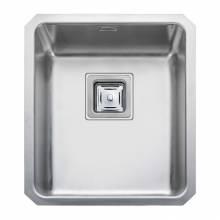 ATLANTIC QUAD 34 1.0 Bowl Kitchen Sink