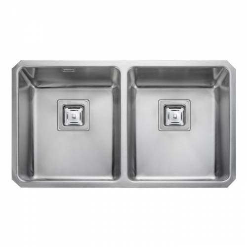 ATLANTIC QUAD 3434 2.0 Bowl Kitchen Sink