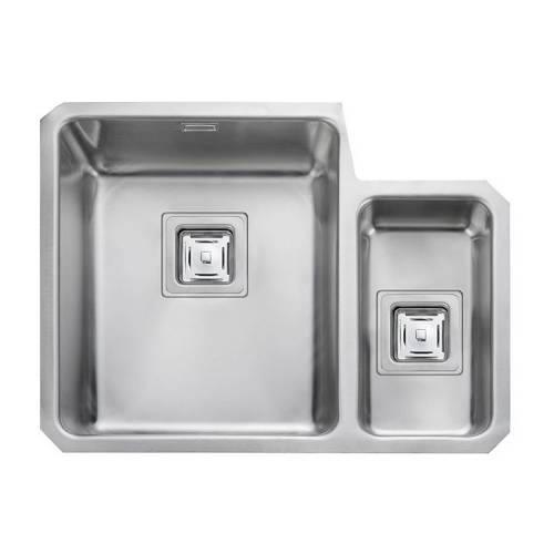 ATLANTIC QUAD 3416 1.5 Bowl Kitchen Sink