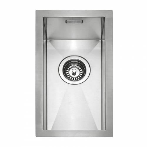 Zero 20 Stainless Steel Half Bowl Kitchen Sink