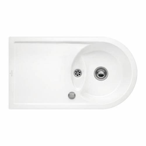 LAGOR PURE 50 1.25 Bowl Kitchen Sink - Classic Line