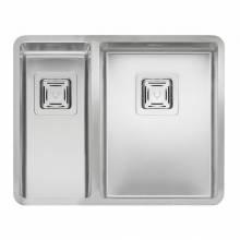 TEXAS 30X40 + 18X40 1.5 Bowl  Kitchen Sink