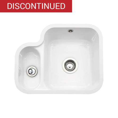 NEVARA Undermount Ceramic Kitchen Sink