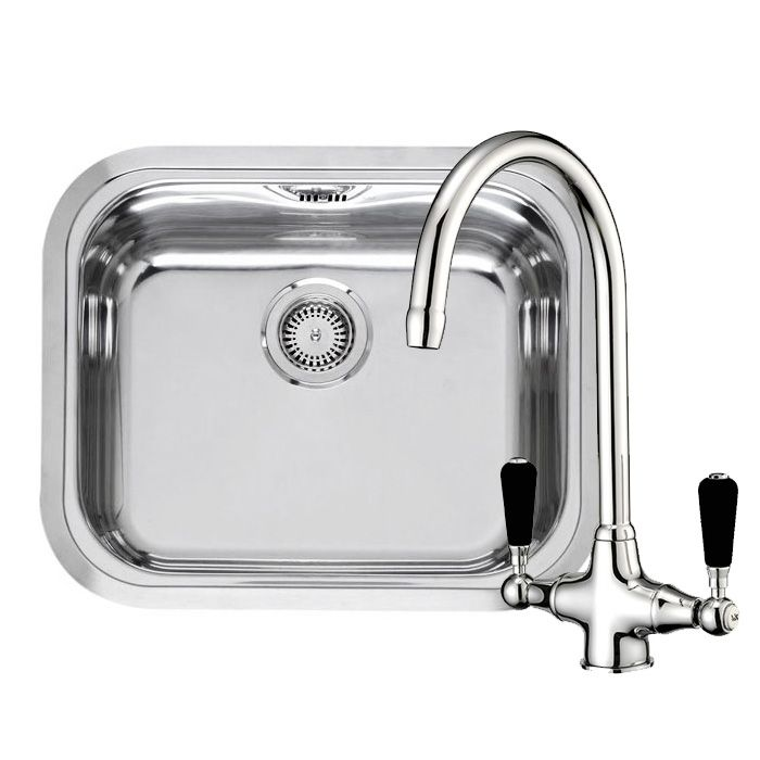 Reginox Chicago Sink And Free Thames Tap Sinks