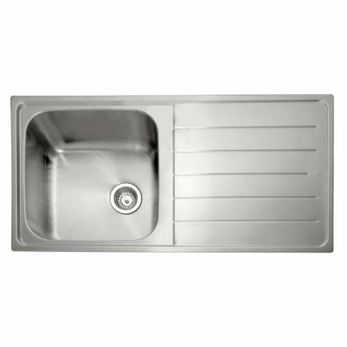 LYON 100 Single Bowl Kitchen Sink