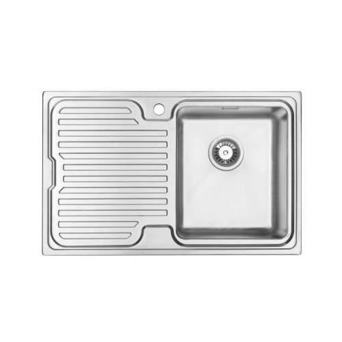 ORBIT 3 Inset Compact 1.0 Bowl Kitchen Sink
