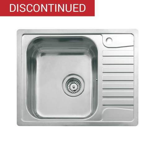 ADMIRAL R40 Compact Inset Kitchen Sink