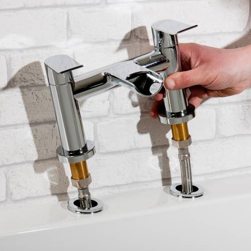 Aquabro Bath Tap Easy Fit Kit