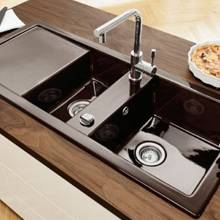 Villeroy & Boch Subway 80 1.75 Bowl Kitchen Sink