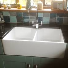 Bluci Vecchio G10 2.0 Bowl Belfast Kitchen Sink