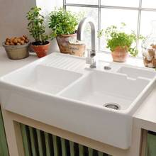 Villeroy & Boch Butler 2.5 Bowl Kitchen Sink
