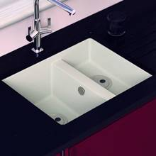 Abode Matrix SQ GR15 1.5 Bowl Comapct Kitchen Sink