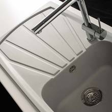 Reginox Living 400 Single Bowl Kitchen Sink
