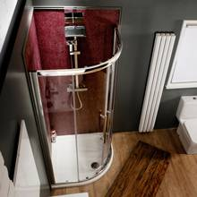 Aquabro XL Quadrant Shower Enclosure
