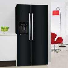 Caple  CAFF206BK Side-by-side fridge freezer