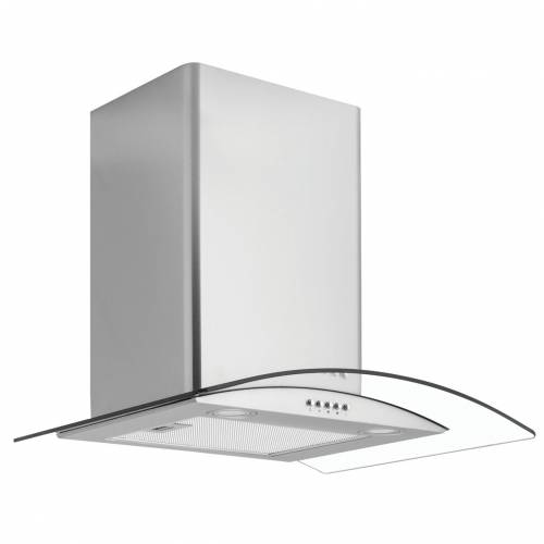 Caple 600mm CLASSIC Stainless Steel Wall Chimney Hood